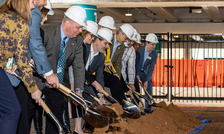 Charlotte Douglas International Airport breaks ground on expansion project