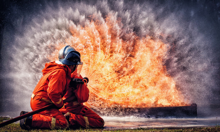 Fire fighting foam chemicals in drinking water: Bursting the AFFF bubble