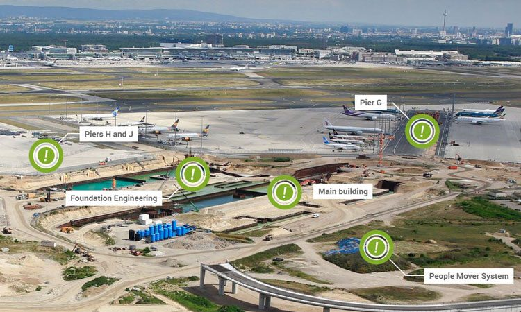 Construction begins on Frankfurt Airport's Terminal 3