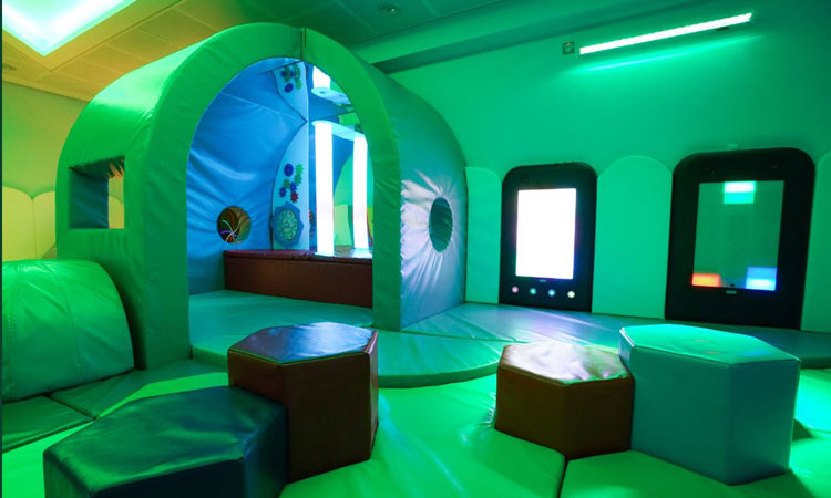 Gatwick becomes first UK airport to open sensory room