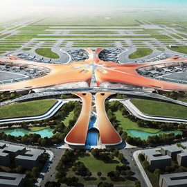 Investment remains strong in global airport construction