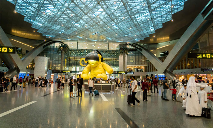 Hamad International Airport: Uncovering the world's leading smart airport