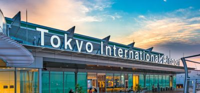 Haneda Airport implements new passenger facilities