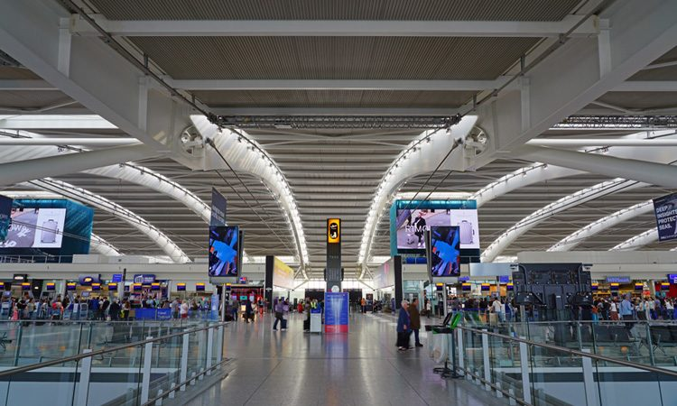 Heathrow Airport sees 31st consecutive month of growth in May