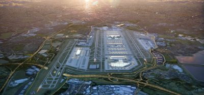 Heathrow CGI releases images of expansion ahead of public consultation