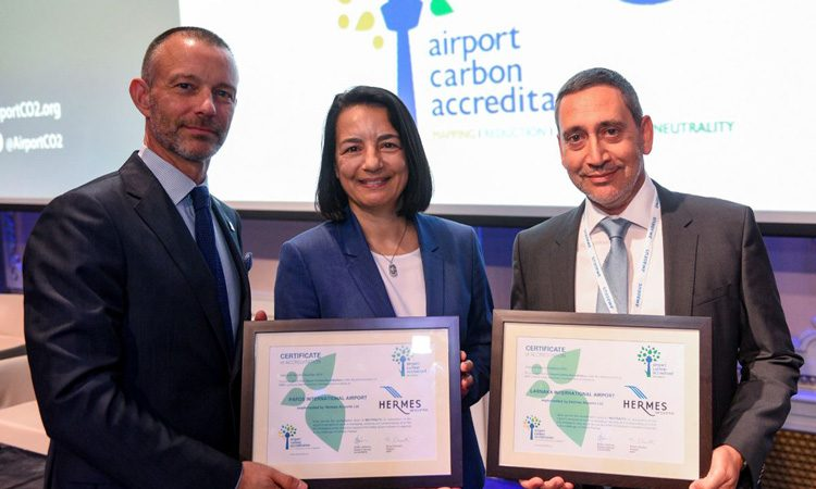 Hermes Airports acquires highest level of ACA accreditation - neutrality