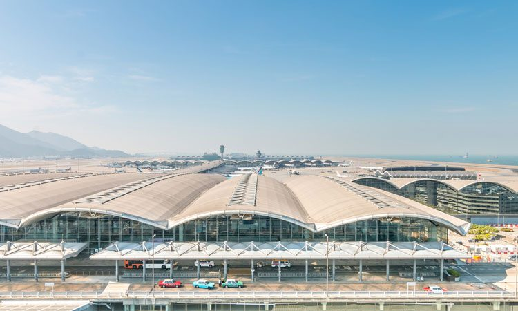 Hong Kong International Airport records steady traffic growth in March