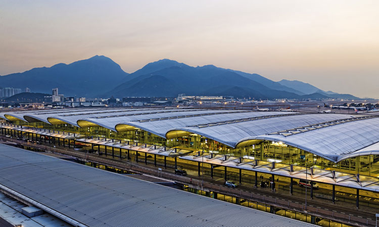 Hong Kong Airport Authority outlines 'Airport City' vision