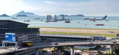 Hong Kong International Airport reports steady passenger growth