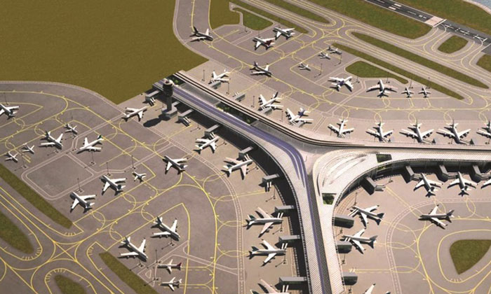 Designing an airport for the future at Hong Kong International