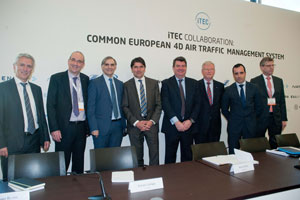 iTEC sign agreement to extend European ATM collaboration