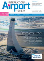International Airport Review issue 2 2018 cover