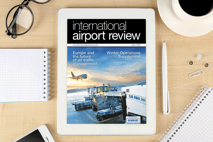 International Airport Review Issue #1 2015