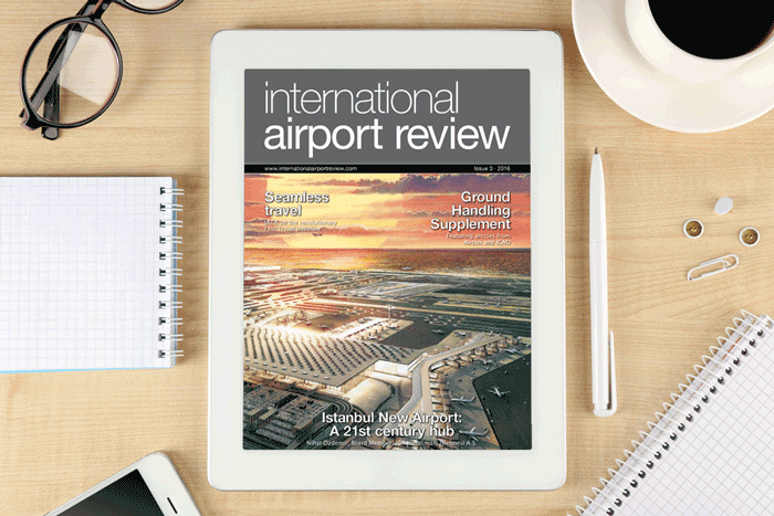 International Airport Review Issue #3 2016