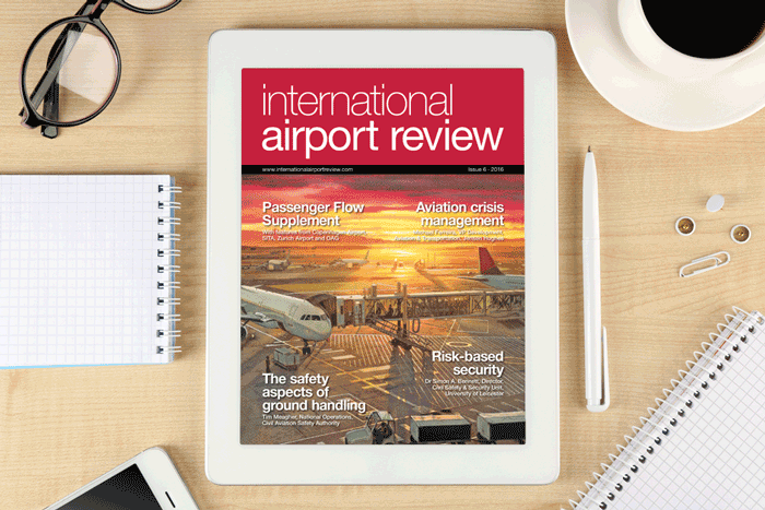 International Airport Review Issue #6 2016