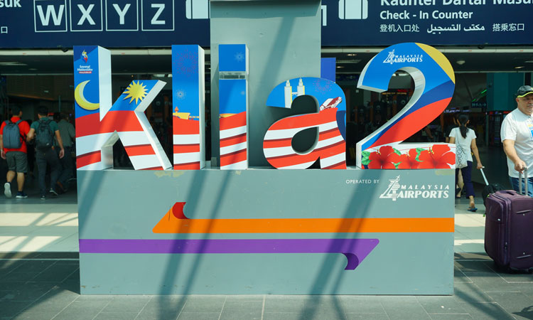 Immigration arrival area at klia2 doubles capacity following renovation