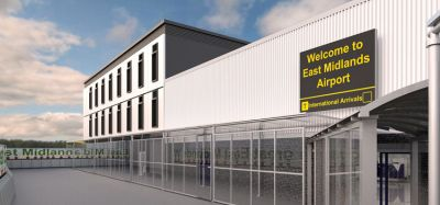Immigration hall expansion at East Midland's Airport begins