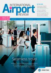 international airport review cover issue 5 2018