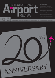 International Airport Review 20th Anniversary cover