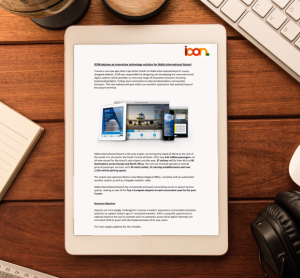ICON - Malta Airport Case Study