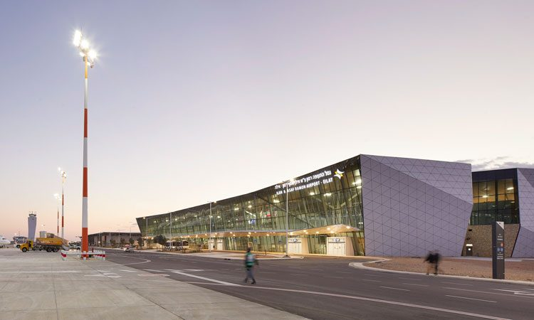 PICTURES: Israel's Ilan and Asaf Ramon International Airport