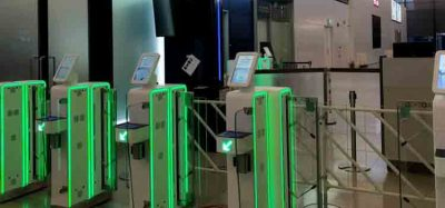 Kansai installs e-gates at entrance to airport security