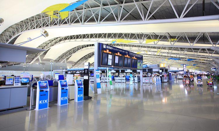 kansai airport baggage handling