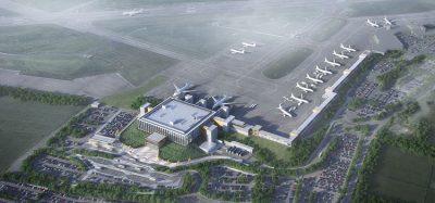 Leeds Bradford Airport new terminal layout