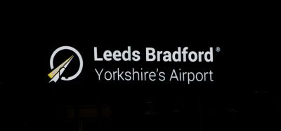 UK Aviation Minister visits Leeds Bradford Airport as construction begins