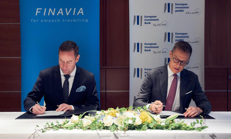 Finavia Corporation sign loan agreement with European Investment Bank
