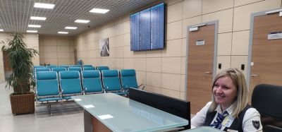Domodedovo Airport opens lounge dedicated to PRMs