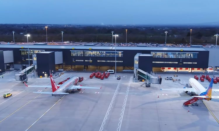 First phase of £1 billion transformation project at Manchester Airport opens
