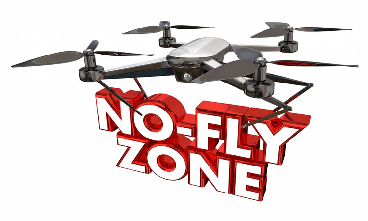 UK government extends drone 'no-fly' zone around airfields