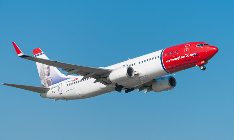 New service to Hamilton, Toronto from Dublin launched by Norwegian