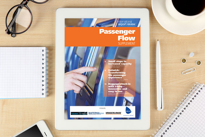 Passenger Flow Supplement 2016