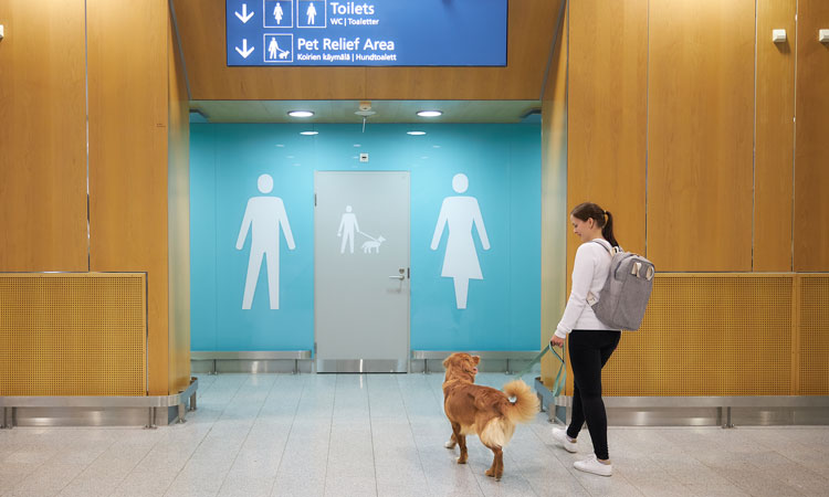 Helsinki considers pets in the passenger experience