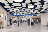 Construction and design: The Bridge Project at Milan Linate Airport