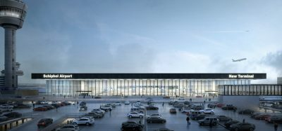 Terminal construction at Schiphol sees growth and development