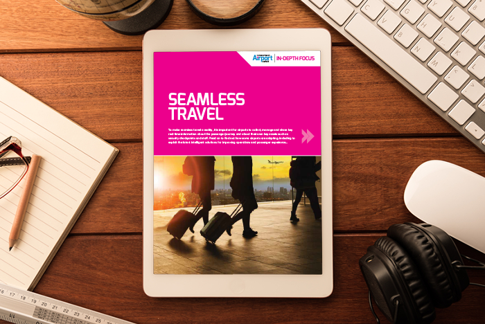Seamless Travel In-Depth Focus cover