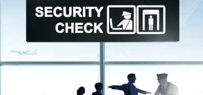 Airport security is non-negotiable