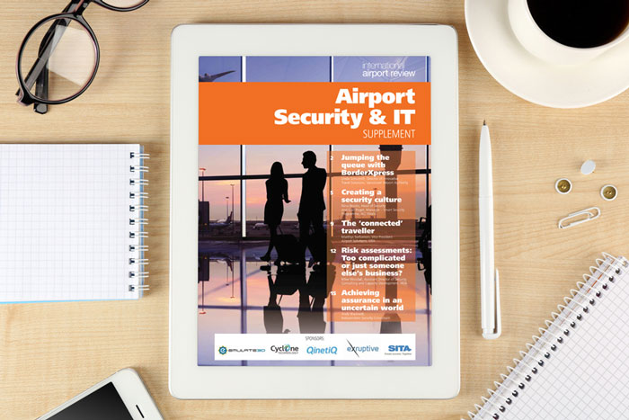 Airport Security & IT supplement 2016