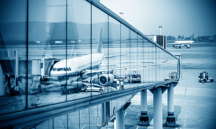 Shanghai Pudong International Airport - 9th largest airport in the world by passenger number