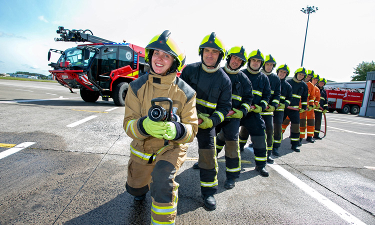 Shannon Airport Police and Fire Service investment in new recruitment programme