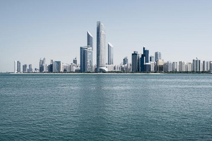 Abu Dhabi new mega terminal 86 per cent complete