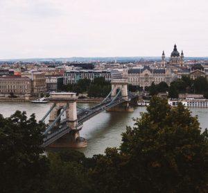 Centre of Budapest