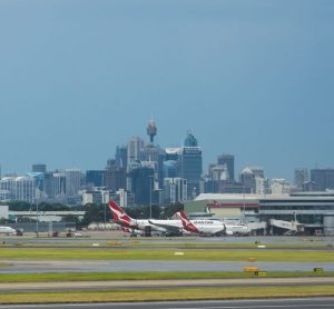 Sydney Kingsford Smith International AIrport