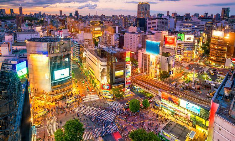 tokyo japan vision box