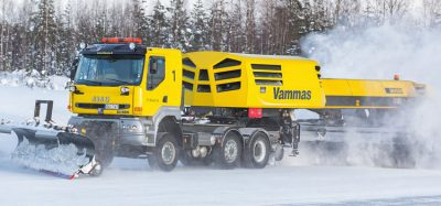 Snow clearance: Combining futuristic design with innovative solutions