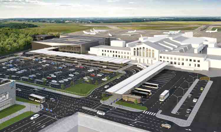 New terminal to be built at Vilnius