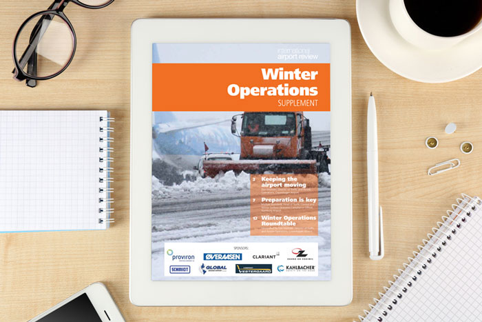 Airport Winter Operations supplement 2016